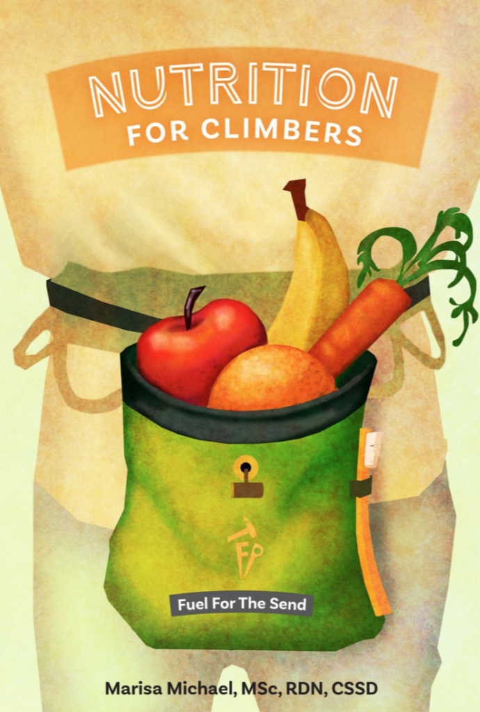 plant based diet for climbers